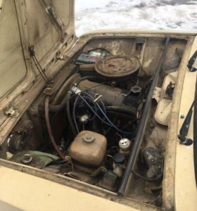 ВАЗ (Lada) 2101, 1975