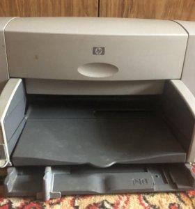 Струйный принтер HP DeskJet 845C