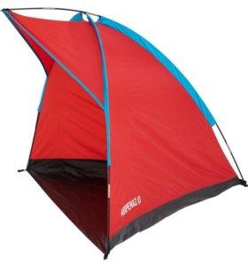 Палатка, Шатёр на дугах для походов