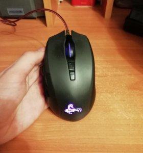 Игровая мышь oklick 785G Scorpion