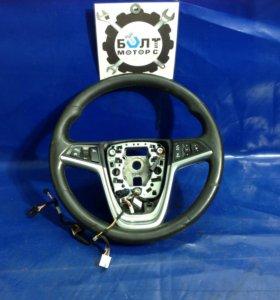 Рулевое колесо руль Опель Инсигния Opel Insignia 1