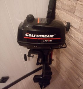 Лодочный мотор golfstream 3,6