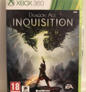 Dragon Age Inquisition на Xbox 360
