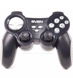 Sven X-pad Aero беспроводной геймпад/джойстик