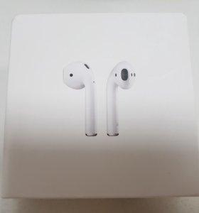 Оригинальные Apple Airpods