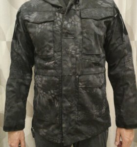 Куртка тонкая весенняя мужская 48-50р