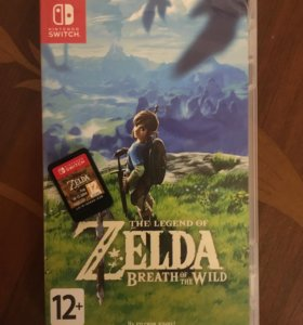 Zelda на nintendo switch