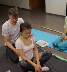 Курс обучения традиционному тайскому массажу