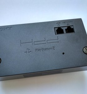 PS2 Network Adaptor (SCPH-10281) (оригинал)