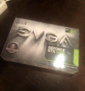 Видеокарта 1060 6gb EVGA