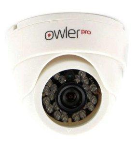 Видеокамера F720i OwlerAHD купольная (1мп)