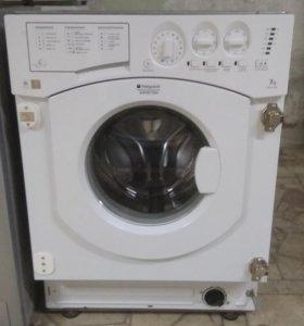 Встраиваемая стиральная машина Аристон