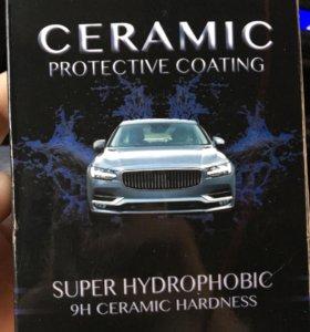 Керамическое покрытие на авто