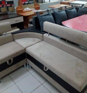 """Кухонный угловой диван """"Модерн"""""""