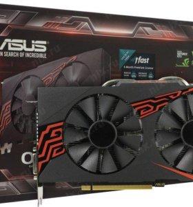Asus nVidia GeForce GTX1060 6Gb