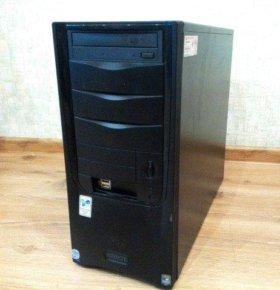 Компьютер 2-х ядерный Intel Core2 E6700/4 ГБ/520ГБ