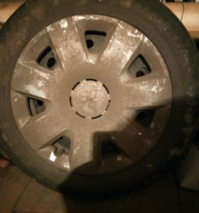 Диски+шины R16, 5 * 114,3