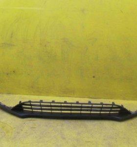 Юбка переднего бампера Ford Focus 3 (14-18)