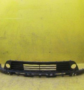 Юбка бампера переднего KIA Rio 4 X-Line (17-н.в)