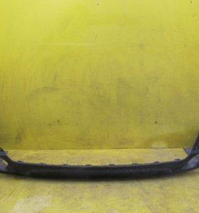 Юбка бампера задняя BMW X5 F15 13-18