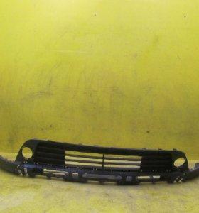 Юбка бампера передняя KIA Rio 4 X-Line (17-н.в.)
