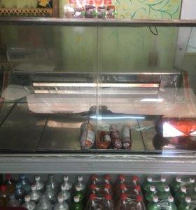 Холодильная ларь, витрина холодильник