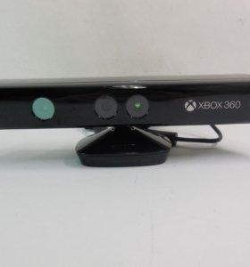 Kinect xbox 360 +диск с игрой для Кинект