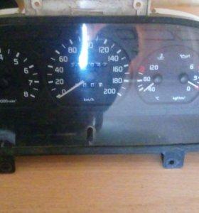 Комбинация приборов на ГАЗ 3110