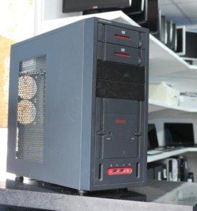 Мощный ПК Pentium G3460 3.50 GHz 4ГБ SSD 120ГБ