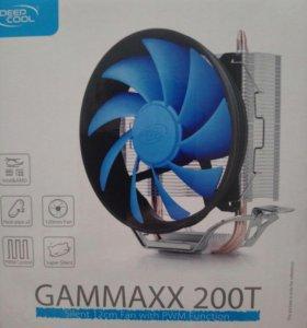 Крепление для куллера gammaxx 200t