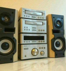 Музыкальный центр Technics HD510