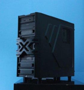 ПК 8 Ядер AMD FX-8120 8ГБ GTX 1060 6Gb SSD+HHD
