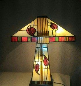 Новые лампы Тиффани Испания