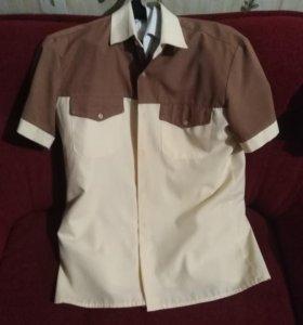 Рубашка новая для мальчиков подростков