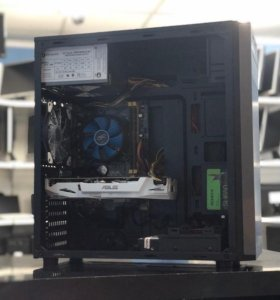 Мощный ПК Intel Core i5-4460 8ГБ GTX 1060 6GB