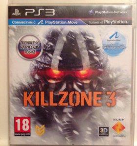 Игра PS3 Killzone 3