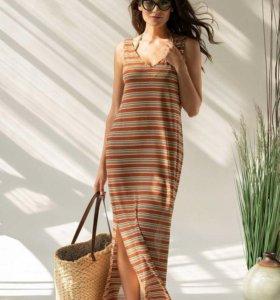 Платья женские пляжные (51672) ДВА ЦВЕТА
