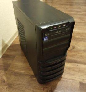 Игровой ПК I5-4670K ОЗУ 8Гб Geforce GTX 1060 6 Gb