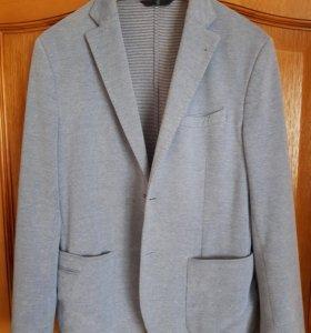 Новый мужской пиджак Massimo Dutti, размер 50