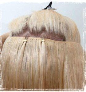 акция!!!бразильское наращивание волос+подарок