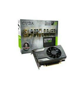 Видеокарта EVGA GeForce GTX 1060 6gb