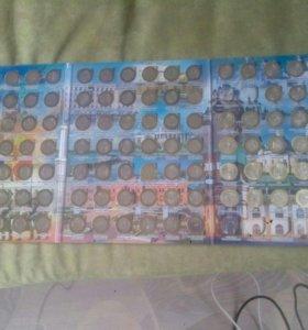 Продажа Обмен разными монетами