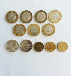 Продажа/обмен биметалла, гвс, 25 рублей
