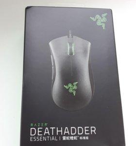 Мышь игровая razer Deathadder Essential