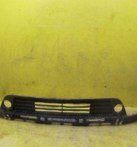 Юбка переднего бампера Kia Rio 4 X-line (17-н.в.)
