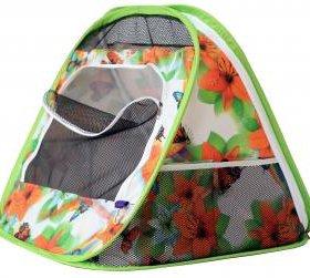 Палатка, клетка, родильный домик для кошки