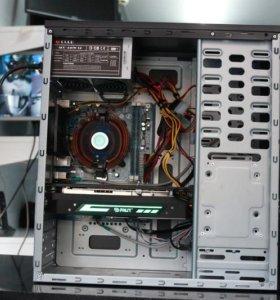 ПК- Intel Core i5-2500 8ГБ GTX 1060 6ГБ SSD