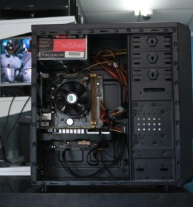 ПК на Core i5-4440 8ГБ GTX 750Ti SSD 120GB