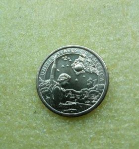1 доллар Сакагавея