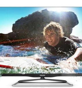 "47""(119см) 3D SmartTV-телевизор Philips 47PFL6907T"